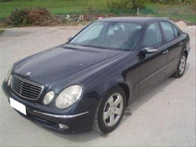 usata Mercedes E270 CDi Avantgarde Pelle Xenon Berlina