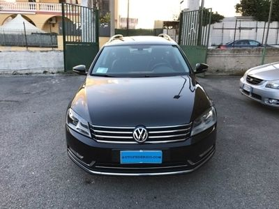 usata VW Passat Variant Var. 2.0 TDI High. BM.Tech.