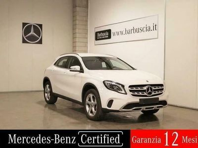 usata Mercedes 180 GLA Classe (X156)Sport