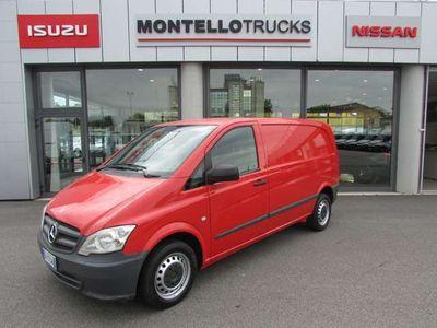 usata Mercedes Vito 2.2 109 CDI Van A/C 910 KG