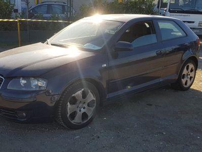 usata Audi A3 anno fine del 2006 gasolio 140 cv