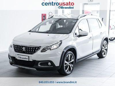 usata Peugeot 2008 1.2 PT t. Allure s&s 130cv my16