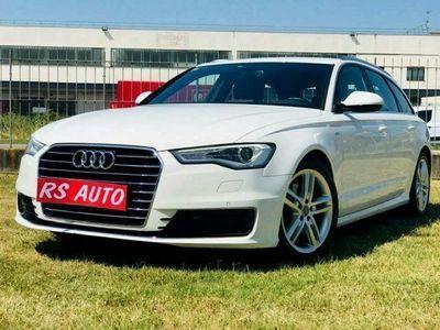 usata Audi A6 Avant 2.0 TDI 190 CV ultra S tronic - S LINE