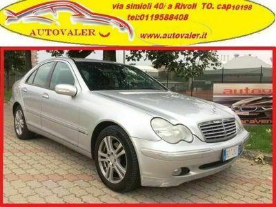 usata Mercedes C270 Classe C (W/S203)CDI cat S.W. Elegance