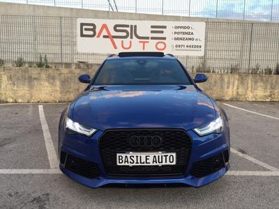 brugt Audi RS6 Avant 4.0 TFSI quattro tiptronic PACCHETTO MTM