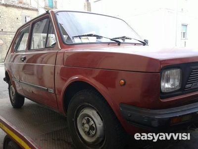 gebraucht Fiat 127 1050 3 porte cl benzina