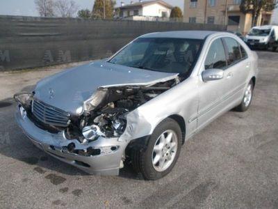 begagnad Mercedes C220 ClasseCDI cat Elegance usato