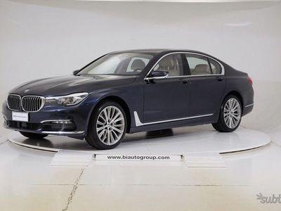 usata BMW 730 Serie 7 (G11/G12) d xDrive Eccelsa