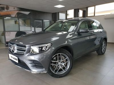 second-hand Mercedes GLC250 d 4Matic Premium-2016