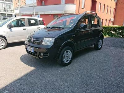 usata Fiat Panda Cross 1.3 MJT 16V DPF 4x4