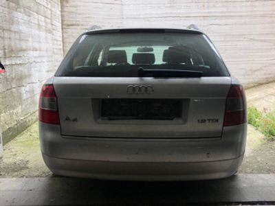 usata Audi A4 SW 1,9 TDI 130 CV