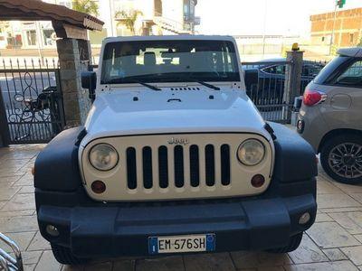 usata Jeep Wrangler 3ª serie - 2012