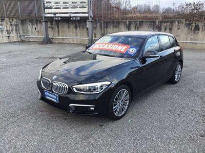usata BMW 116 Serie 1 d Urban 5p auto