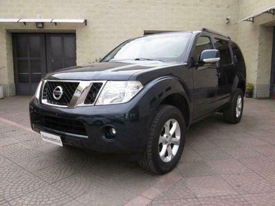 usata Nissan Pathfinder NavaraXE 2.5 dCi 4x4 7 Posti UNIPRO