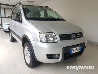 usado Fiat Panda 4x4 1.3 mjt 16v diesel