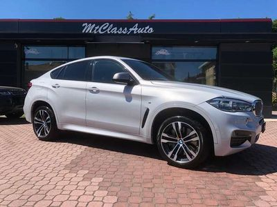 usata BMW X6 M M50d LIMITED EDITION 50 TH 34/75