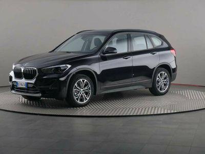 usata BMW X1 Sdrive 20d Business Advantage Automatico