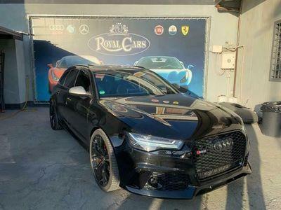 usata Audi RS6 avant 4.0 tfsi s tronic perfomance 605 cv.