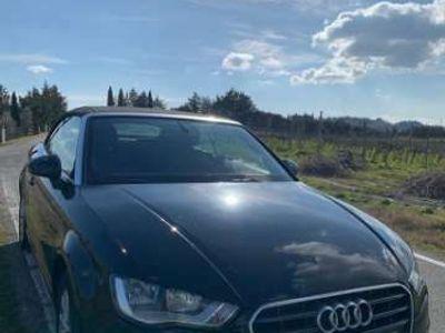 usata Audi A3 Cabriolet 2016