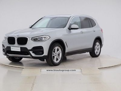 gebraucht BMW X3 xDrive20d Business Advantage