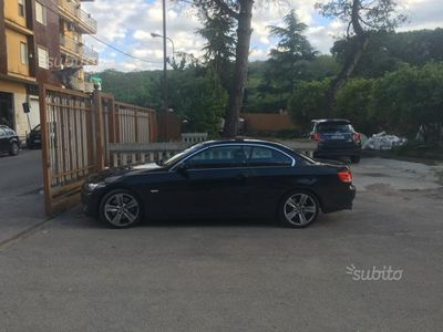 usata BMW 330 Cabriolet d