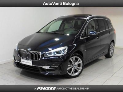 usata BMW 220 Gran Tourer d xDrive Luxury aut.