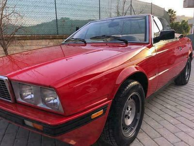 usata Maserati Spyder -