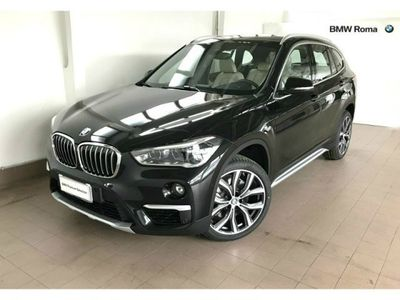 usata BMW X1 sDrive20i xLine del 2019 usata a Roma