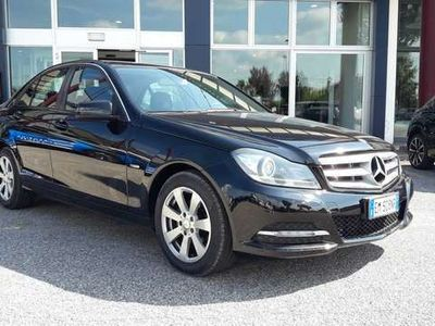 usata Mercedes C200 C 200CDI BlueEFFICIENCY Elegance