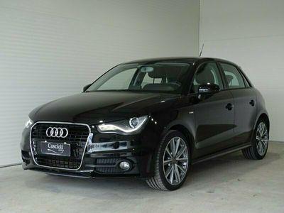 usata Audi A1 Sportback 1.6 TDI S line edition del 2015 usata a Mosciano Sant'Angelo