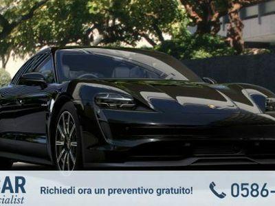 usata Porsche Taycan 4S Taycan- in arrivo a Marzo 2020