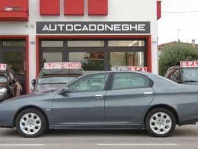 usata Alfa Romeo 166 2.4 JTD GARANZIA, km certificati Diesel