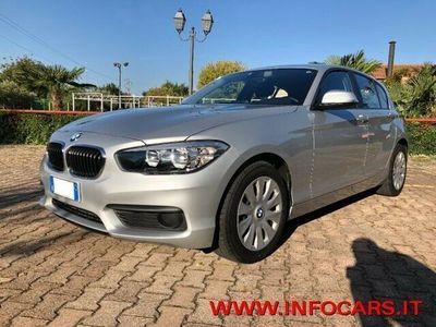 usata BMW 116 d 116 CV GARANZIA UFFICIALE - MY 2018