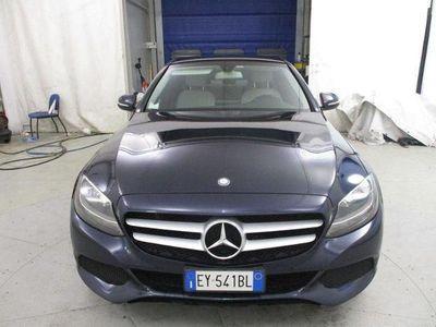 brugt Mercedes C200 Classe CBlueTEC Executive 4 PORTE BERLINA
