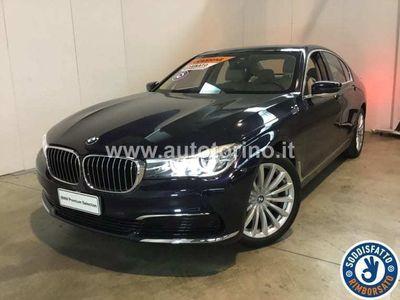 usata BMW 730 SERIE 7 d Luxury auto