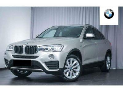 usado BMW X4 X4Xdrive20d Advantage Aut. Xenon Navi Profes