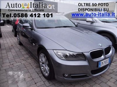 usata BMW 320 Serie 3 (E90/E91) d cat xDrive Touring Futura