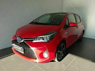 "usata Toyota Yaris 1.5 Hybrid 5 porte Trend ""Red Edi..."