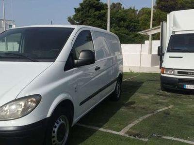 usata Mercedes Vito 2.2 111 CDI PC-TN Furgone Compact