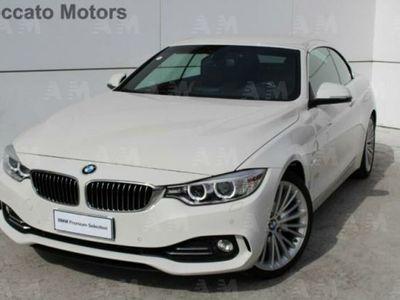 brugt BMW 428 Serie 4 i Cabrio Luxury
