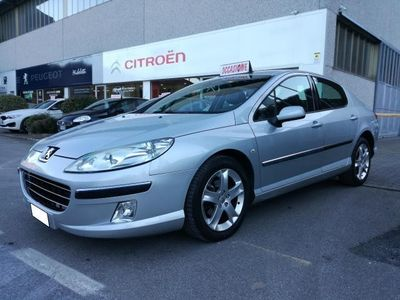 second-hand Peugeot 407 2.0 HDi Sport Pack Tecno