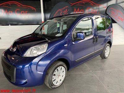 begagnad Fiat Qubo 1.3 MJT 80 CV Lounge usato