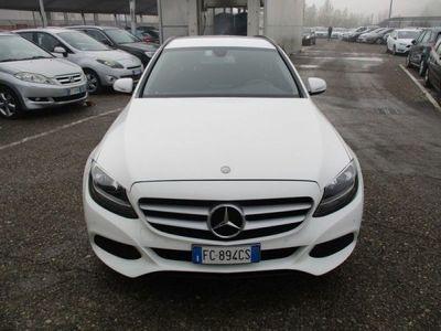 brugt Mercedes C200 Classe Cd Executive Automatic WAGON