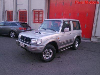 usata Hyundai Galloper 2.5 TDI Corto Max rif. 11481001