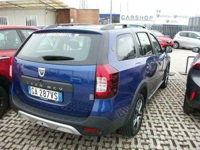 usata Dacia Logan MCV 1.5 Blue dCi 95CV Start&Stop 15th Anniversary nuova a Sesto Fiorentino