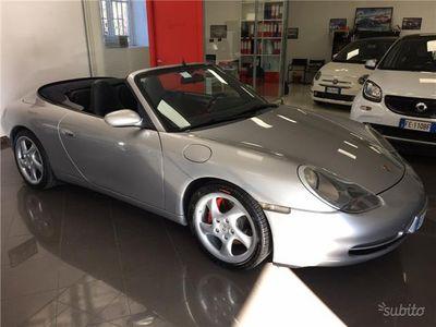 usado Porsche 911 Carrera Cabriolet cat
