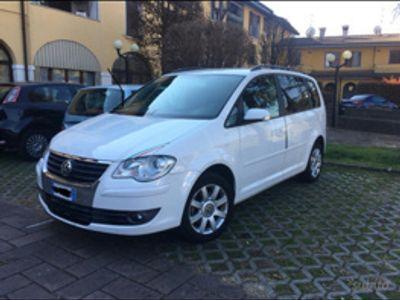 brugt VW Touran 1.9 posti 7 Unico Propietario