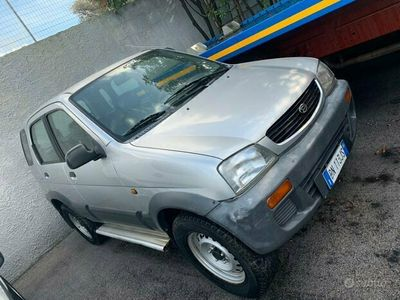 usata Daihatsu Terios 1.3 16v 4x4 benzina