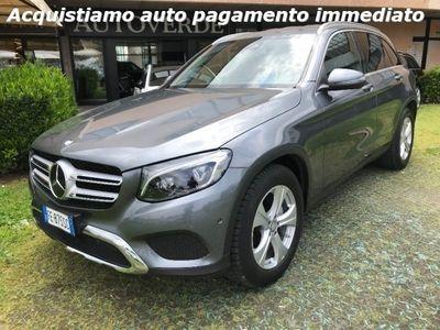 usado Mercedes GLC220 d 170cv 4Matic Premium Distronic UNIPROP. 73000k
