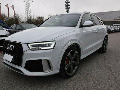 usata Audi RS3 RS 2.5 tfsi performance quattro s-tronic